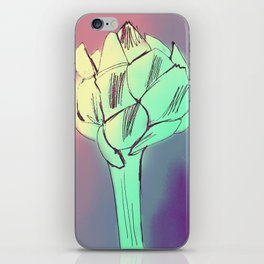 artichoke iPhone Skin
