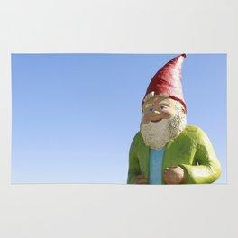 Giant Garden Gnome Rug