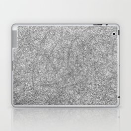 Triptych Circle Laptop & iPad Skin