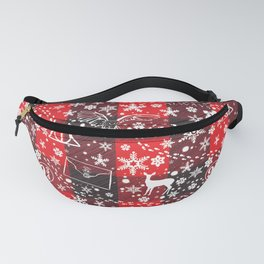 HP Holiday Fanny Pack