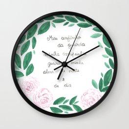 My litttle angel Wall Clock