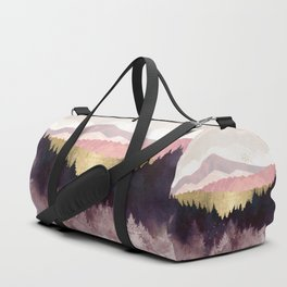 Plum Forest Duffle Bag