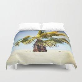 Palm Beach Duvet Cover