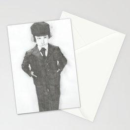 Damien. Stationery Cards