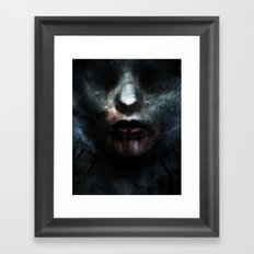 Nosferatu's Bride Framed Art Print