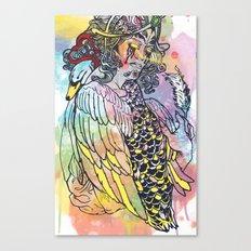 Godly Gander Canvas Print