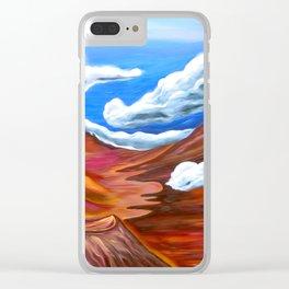 Together At Haleakalā Clear iPhone Case