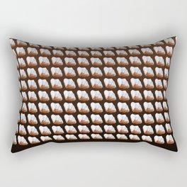 Beignet Rectangular Pillow