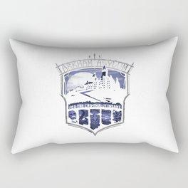 Arkham Asylum Rectangular Pillow