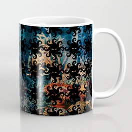 UNDA DA SEA W/PATTERN Coffee Mug