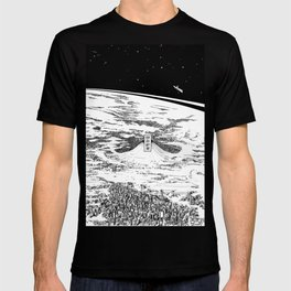 Space upon us T-shirt