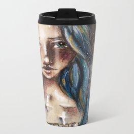 Indigo Metal Travel Mug