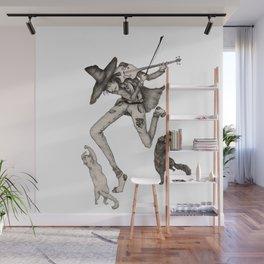 Fiddler Wall Mural