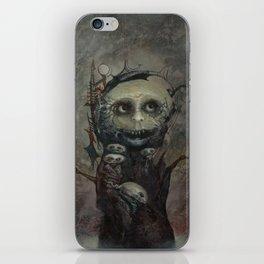 Scarecrow iPhone Skin