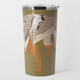 Totem Coyote Travel Mug