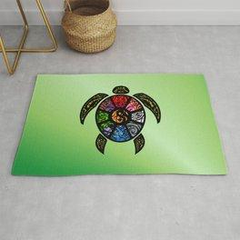 Bagua Turtle Rug