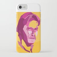 han solo iPhone & iPod Cases featuring Han Solo by Jude Beavis