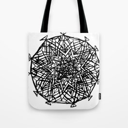 Akashic Sun Tote Bag