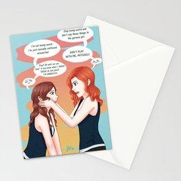 Jealous Chloe Stationery Cards