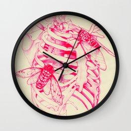 collarbone Wall Clock