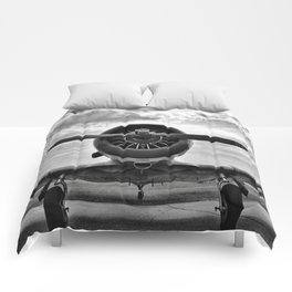 Warbird BW Comforters