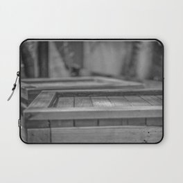 Wooden container Laptop Sleeve