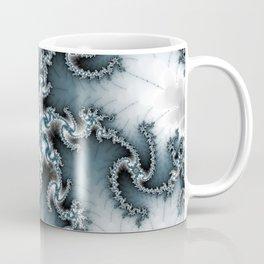 Fractal Shuriken Coffee Mug