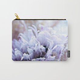 Flower Funeral Carry-All Pouch