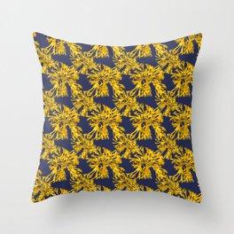 Ocean Plant Throw Pillow