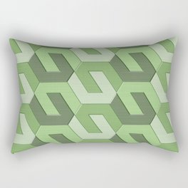 Geometrix LXII Rectangular Pillow
