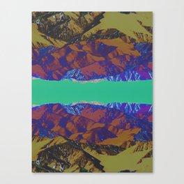 AR remix pt2 Canvas Print