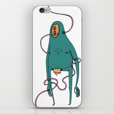 Vector monster iPhone & iPod Skin