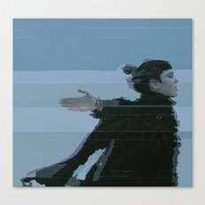 Grimes (Claire Boucher) Canvas Print