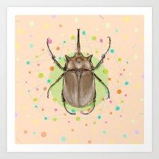 Insect I Art Print