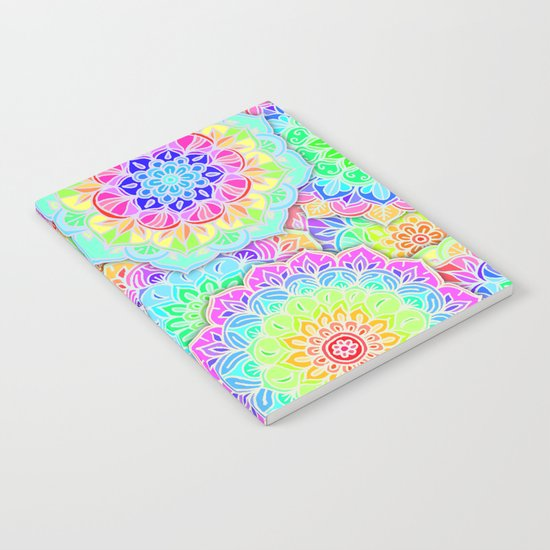 Psychedelic Summer Notebook