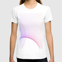 Innovation Through Technology Web And Data Art T-shirt