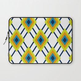 Peacock Patterns Laptop Sleeve