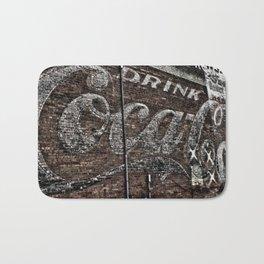 Asheville Coke Series No. 1 Bath Mat