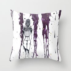 How Do You Remember Me? Throw Pillow