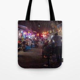 Shanghai Streets Tote Bag