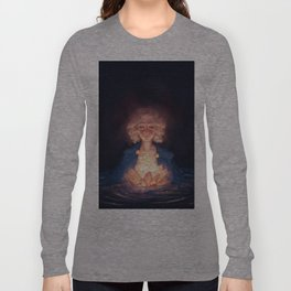 The Lily of Life Long Sleeve T-shirt