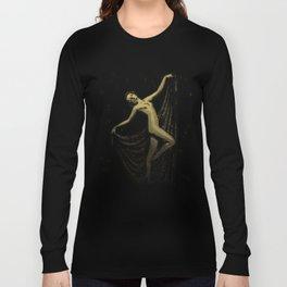 Deco Goddess Long Sleeve T-shirt