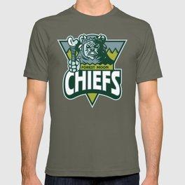 Forest Moon Chiefs - Green T-shirt