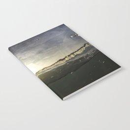 Drunken Pier Notebook