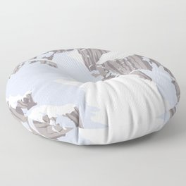 Jackson Hole Floor Pillow