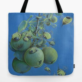 Fruit Bees Tote Bag