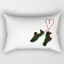 Soccer Love Rectangular Pillow
