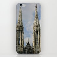 vienna iPhone & iPod Skins featuring Vienna by Kim Ramage
