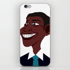 OBAMA iPhone & iPod Skin