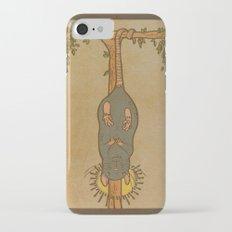 Muroidea Rat Tarot- The Hanged Man iPhone 7 Slim Case